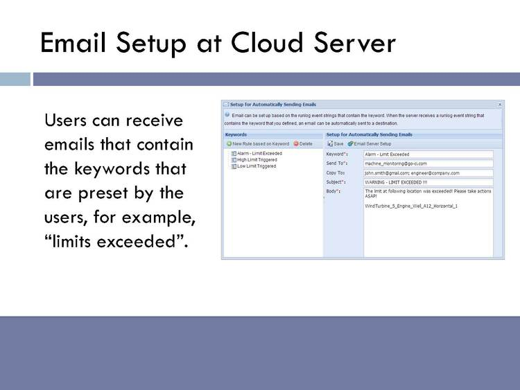 EDM-Cloud 远程监控平台 26