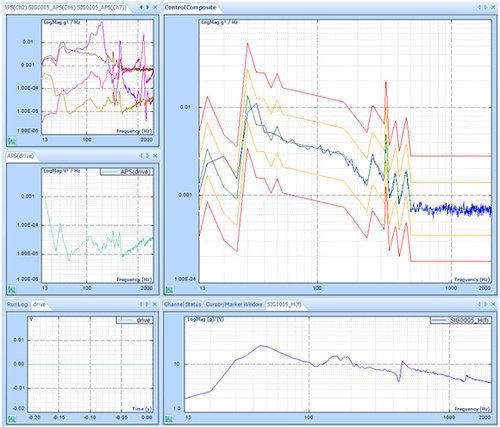 振动控制系统软件(VCS) 14