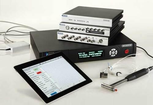iPad上的振动测试应用 2