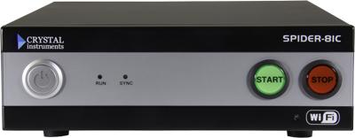 Spider-81C内置WiFi振动测试控制器(停产) 1