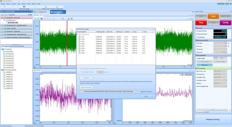 振动噪声测试系统、动态信号分析系统、多通道振动控制系统 3