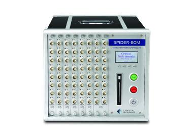 振动信号分析仪、数据采集仪、振动台控制仪、温度湿度控制仪、应力应变测试仪 6